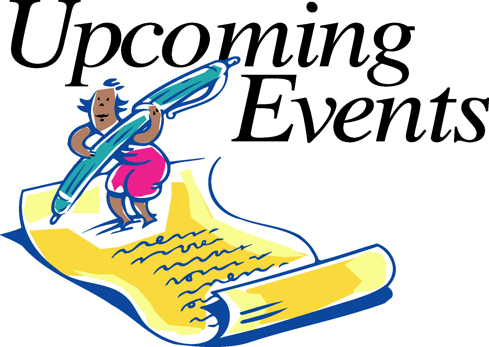 Clipart upcoming events jpg library 92+ Announcements Clipart | ClipartLook jpg library