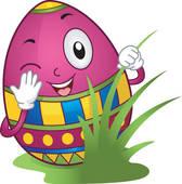 Annual easter egg hunt clipart freeuse Easter egg Clip Art Vector Graphics. 35,421 easter egg EPS clipart ... freeuse
