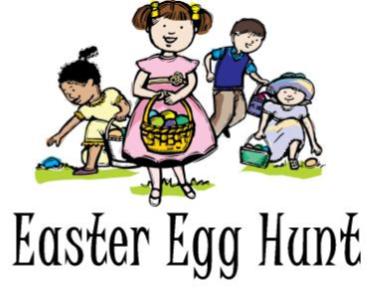 Annual easter egg hunt clipart clip art library stock Easter egg hunt clip art - ClipartFest clip art library stock