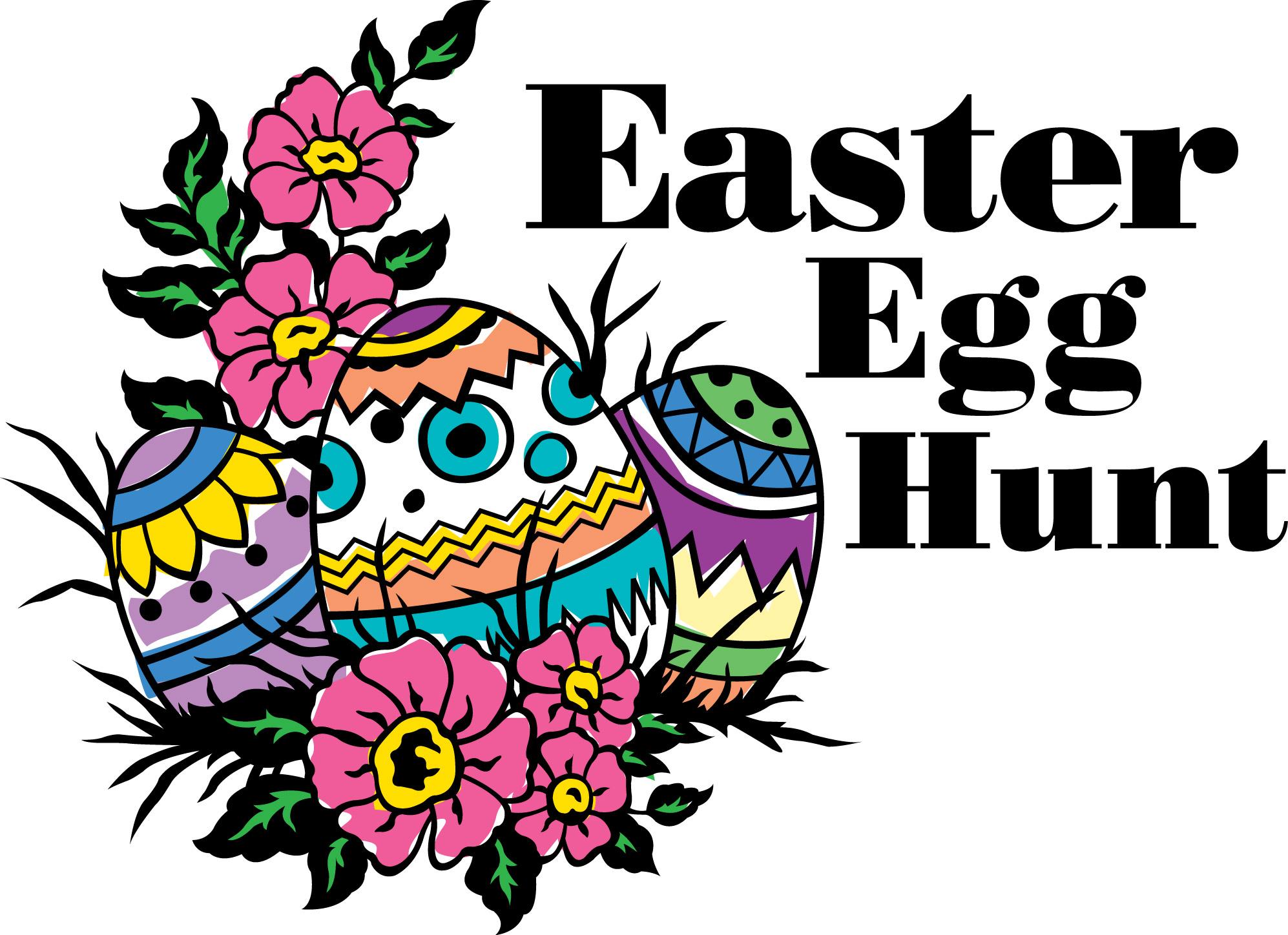 Annual easter egg hunt clipart svg transparent library Easter egg hunt clip art - ClipartFest svg transparent library