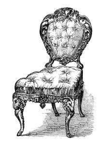 Anques chair clipart