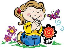 Answered prayers clipart svg black and white stock Persistence in Prayer Children\'s Sermon | Sermons4Kids svg black and white stock