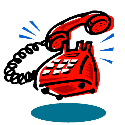 Answering telephone clipart free stock Person Answering Telephone Clipart - Clip Art Library free stock