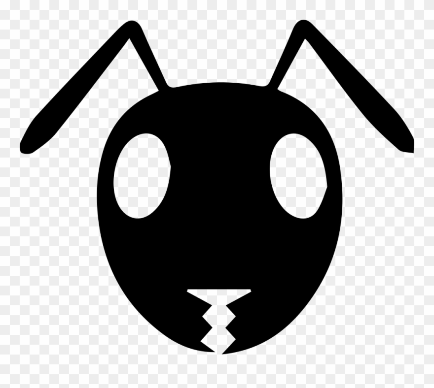 Ant icon clipart clip black and white stock Png File Svg - Ant Icon Png Clipart (#3737770) - PinClipart clip black and white stock