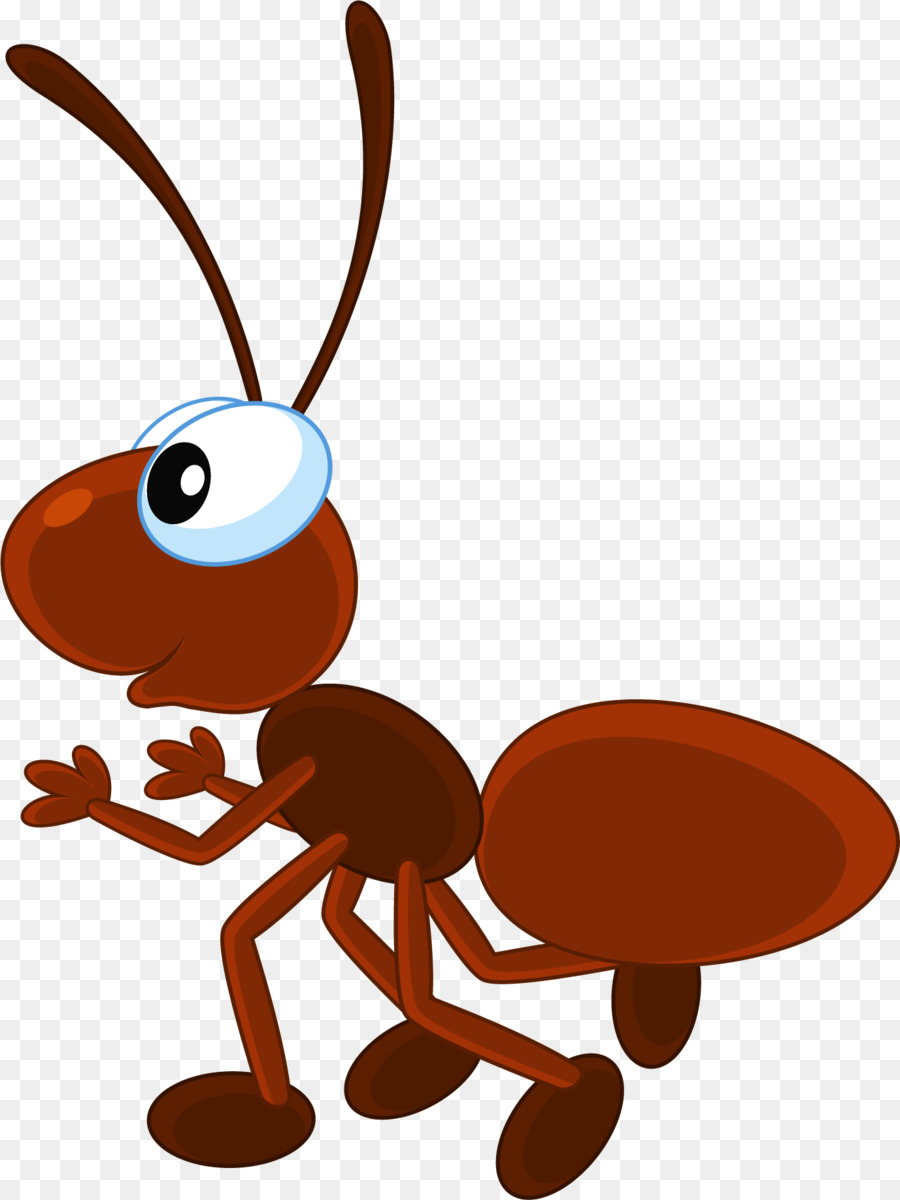 Ant illustration clipart graphic free library Ant Cartoon clipart - Drawing, Illustration, Cartoon, transparent ... graphic free library