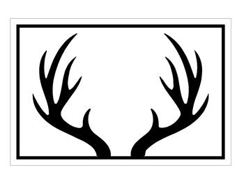 Antlers clipart png royalty free library deer antler clip art | Use these free images for your websites, art ... png royalty free library