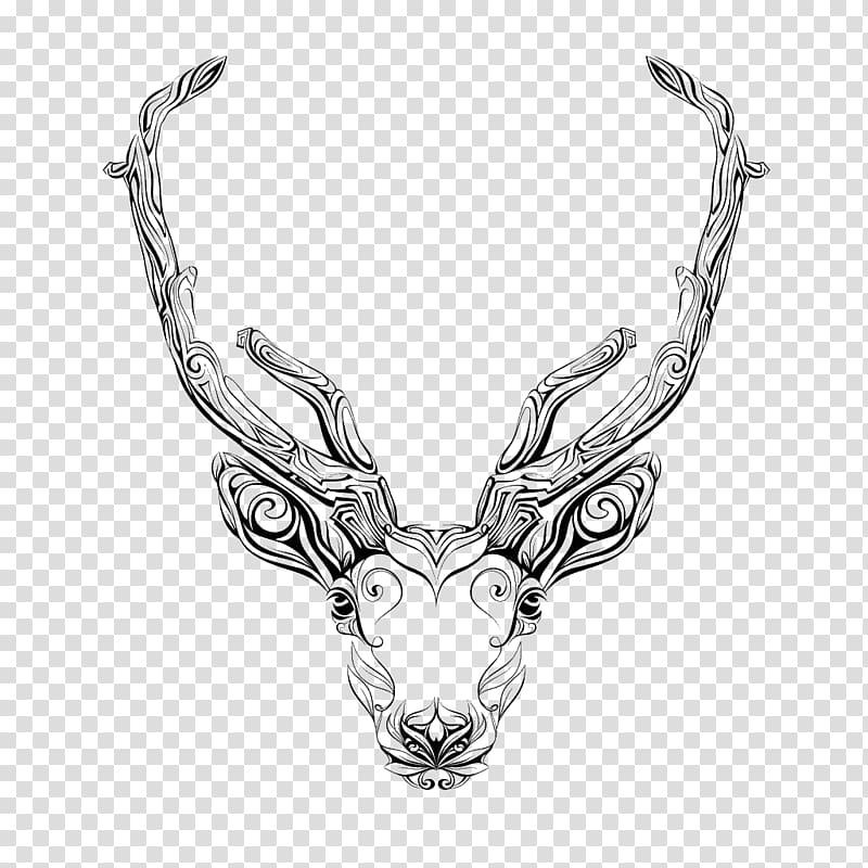 Antelope horn clipart clip transparent Deer Antelope Horn, Deer transparent background PNG clipart   PNGGuru clip transparent