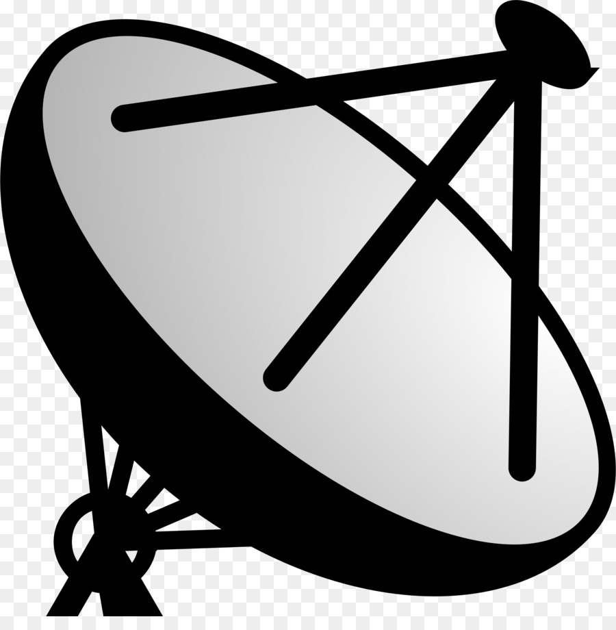 Satellite dish clipart banner library library Tv Cartoon png download - 2396*2397 - Free Transparent Satellite ... banner library library