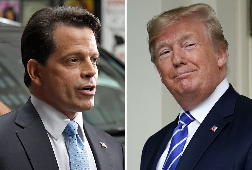 Anthony scaramucci clipart clipart free Anthony Scaramucci announces PAC to defeat \