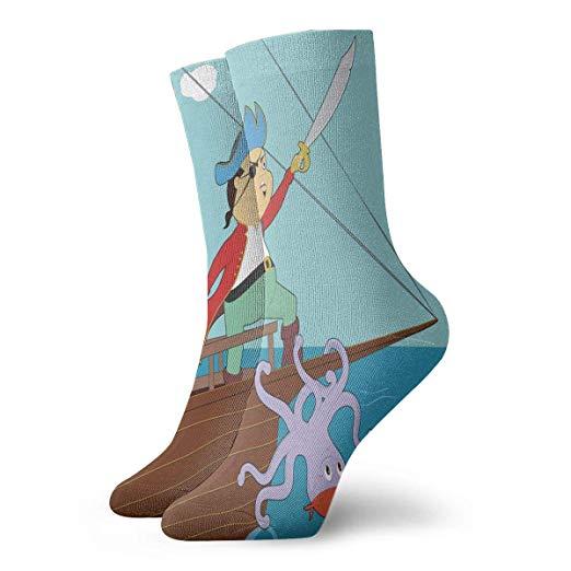 Anti bacteria clipart picture transparent stock Amazon.com: Crew Socks Clipart - Pirate Boa Athletic Socks Stylish ... picture transparent stock