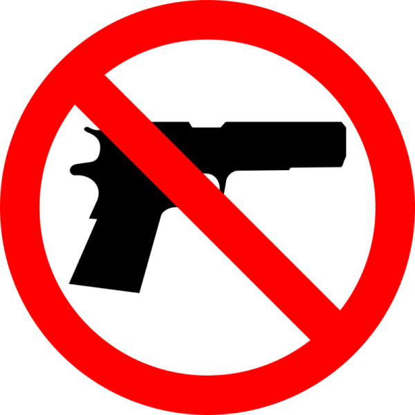 Anti crime clipart transperancy graphic library The Massive Ignorance Behind The Guns Cause Crime Agenda ... graphic library