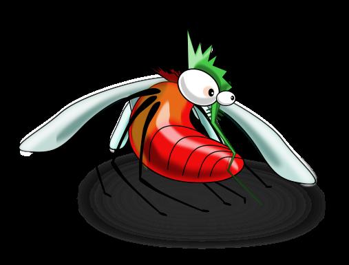 Cartoon mostuito clipart svg transparent Free Funny Clip Art | Free Funny Cartoon Mosquito Clip Art | Places ... svg transparent