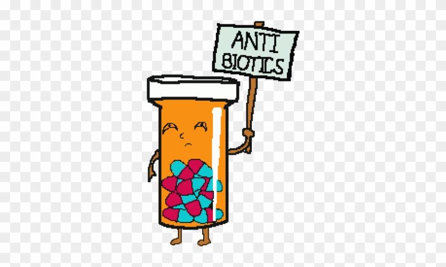 Antibiotics clipart graphic free stock Escherichia Coli Clipart Yeast Infection - Antibiotics - Png ... graphic free stock