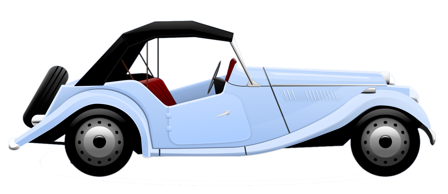 Old car side view clipart picture transparent library Vintage Car Clipart | Free download best Vintage Car Clipart on ... picture transparent library