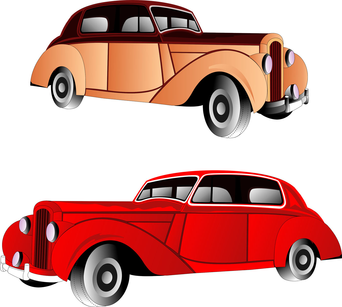 Vintag ecar clipart png free stock Antique Car Clipart | Free download best Antique Car Clipart on ... png free stock