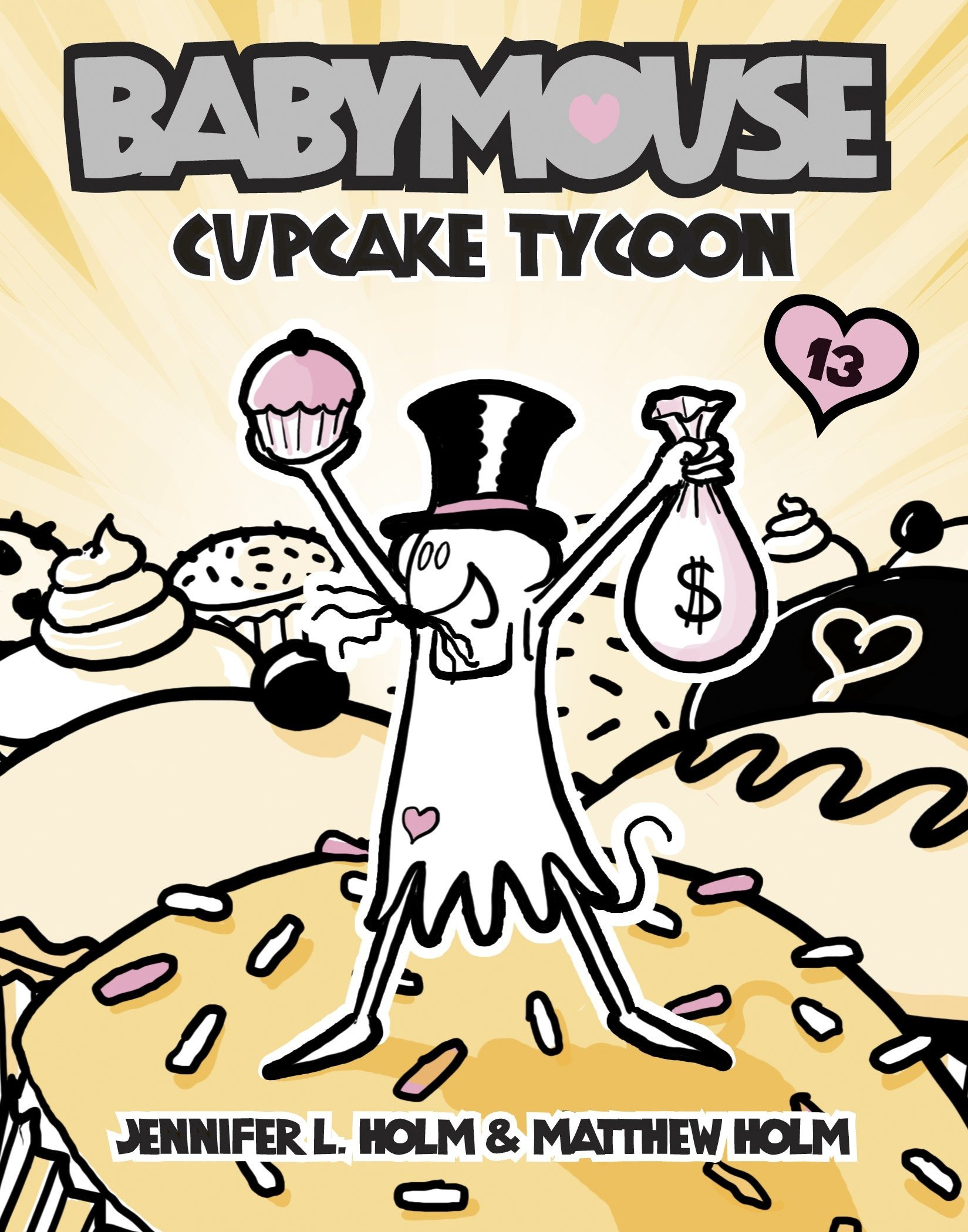 Antie tool box clipart png free Babymouse #13: Cupcake Tycoon: Jennifer L. Holm, Matthew Holm ... png free