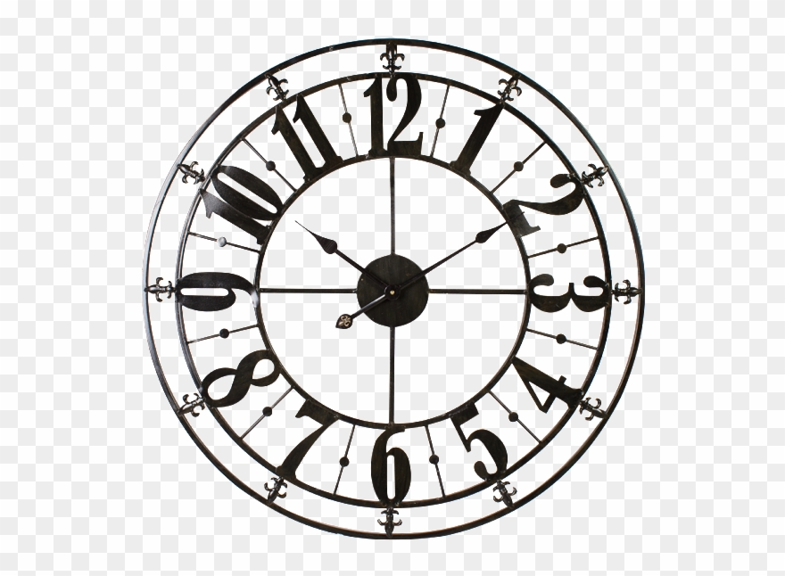 Antique clock clipart graphic freeuse library Black Clocks, Clocks For Sale, Antique Clocks, Metal - Old Roman ... graphic freeuse library