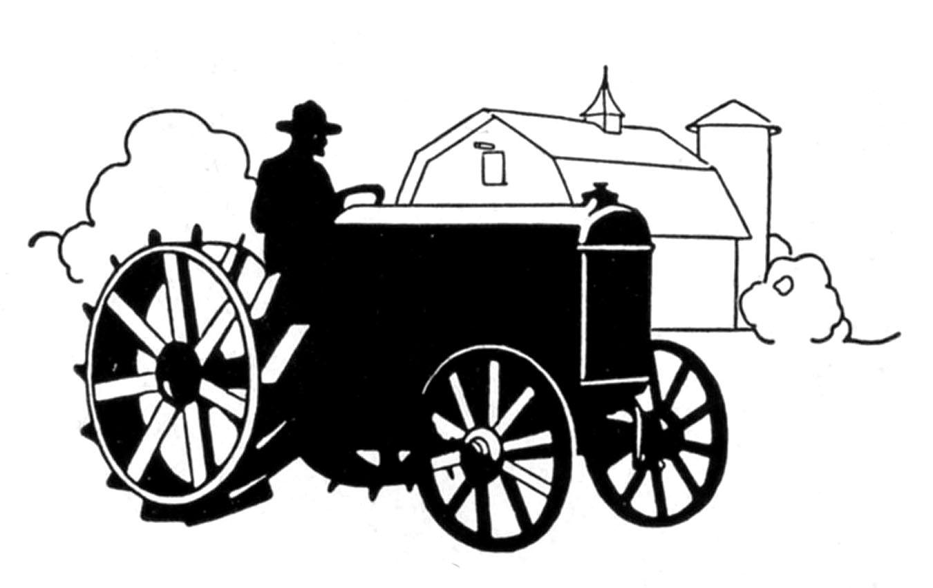 Antique farm machinary clipart clip art transparent Free Antique Tractors Cliparts, Download Free Clip Art, Free Clip ... clip art transparent