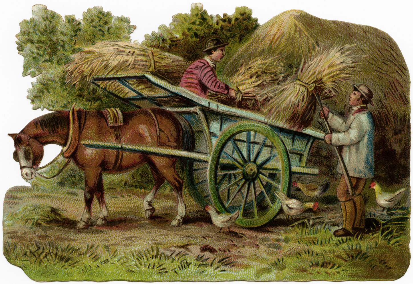 Antique farmer clipart image stock Free Vintage Farm Cliparts, Download Free Clip Art, Free Clip Art on ... image stock