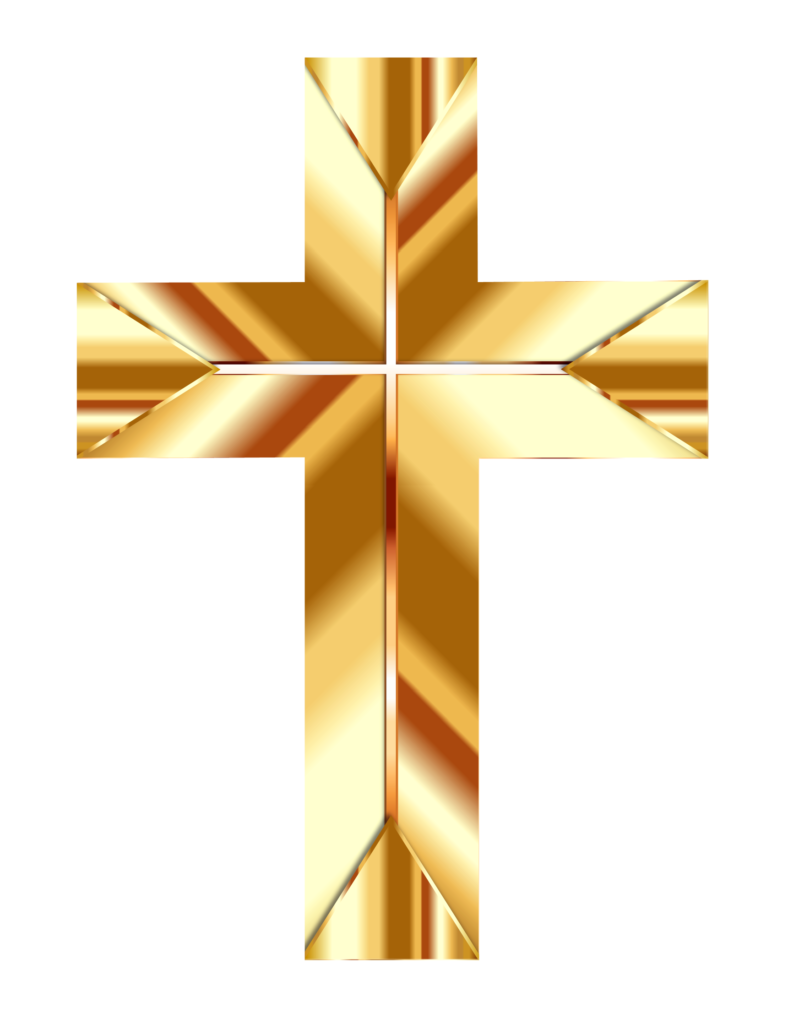 Antique gold christian cross clipart png graphic royalty free download Christian Cross PNG Pic - peoplepng.com graphic royalty free download