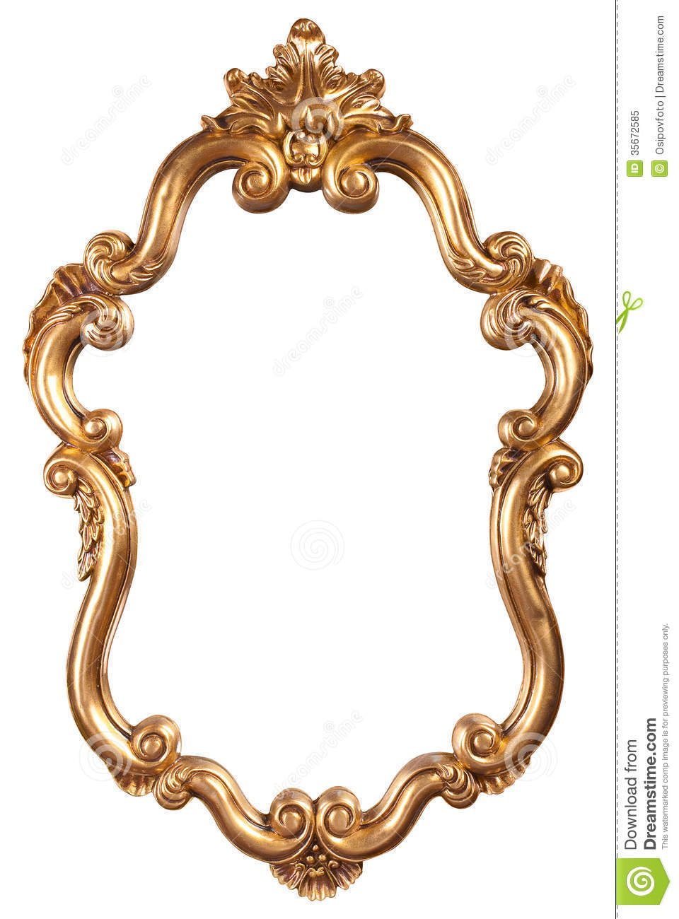 Antique gold frame clipart image Antique Gold Frames Clipart Round Frame Clip Art Design And Decor ... image