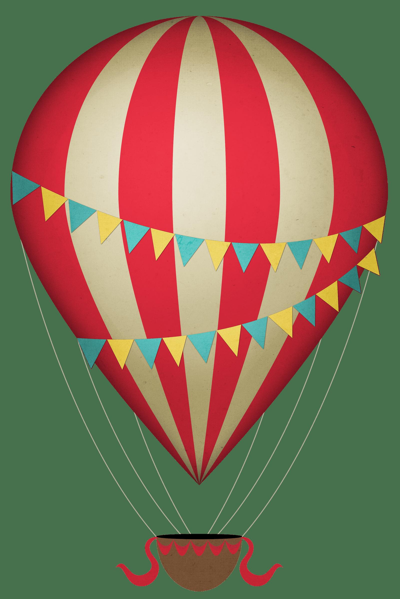 Antique hot air balloon clipart vector royalty free Vintage Clipart Hot Air Balloon transparent PNG - StickPNG vector royalty free