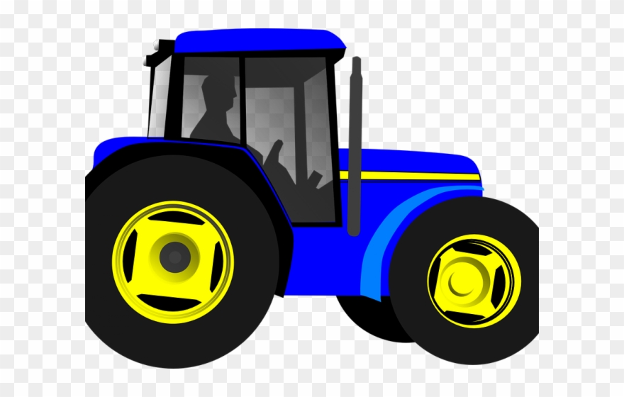 Antique john deere tractor clipart svg library library Farm Tractor Clipart - John Deere Tractor Clipart - Png Download ... svg library library