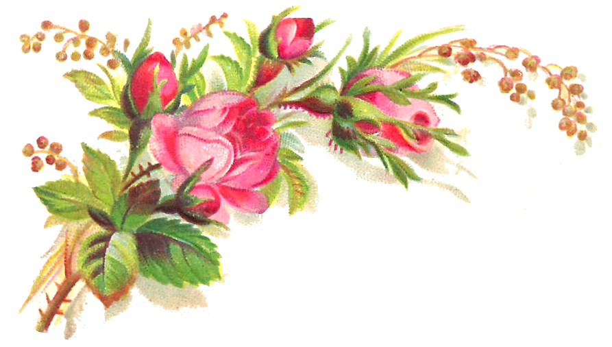 Antique nosegay clipart free graphic royalty free stock Free Flower Vintage Cliparts, Download Free Clip Art, Free Clip Art ... graphic royalty free stock