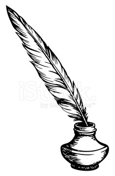 Antique pen clipart png free stock Quill Pen Clipart | Free download best Quill Pen Clipart on ... png free stock