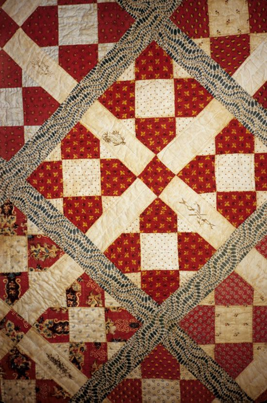 Antique quilt clipart svg free stock 1843 Salem County Historical Society coll. NJ Project & The Quilt ... svg free stock
