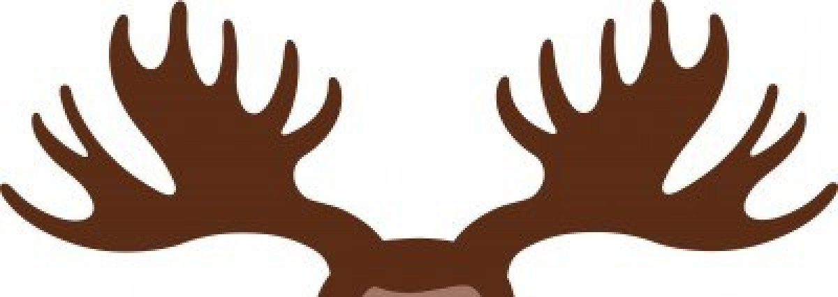 Antler clipart free png royalty free library Moose Antlers Clipart | crafting pins | Moose antlers, Antlers, Moose png royalty free library