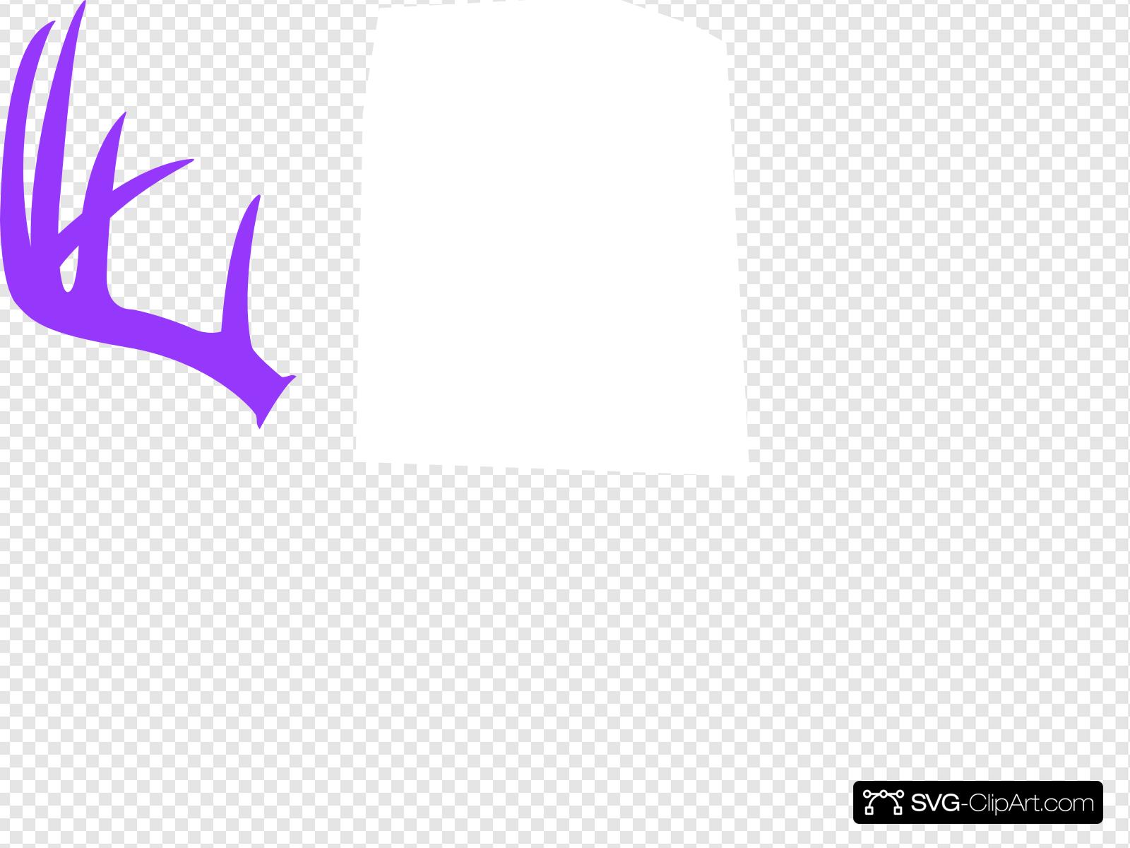 Antler clipart svg royalty free library Antler Clip art, Icon and SVG - SVG Clipart royalty free library