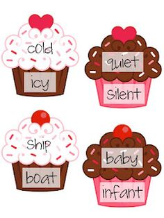 Clip art clipartfest synonyms. Antonyms examples clipart