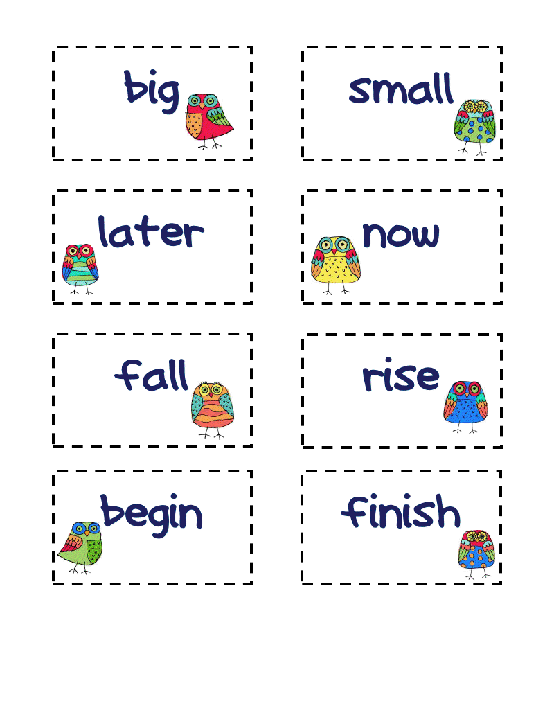 Antonyms examples clipart.  images about synonyms