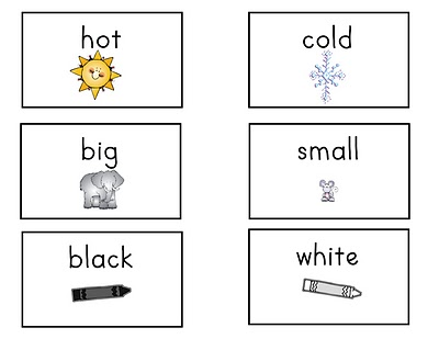 Antonyms examples clipart vector freeuse download Clipart antonyms - ClipartFest vector freeuse download