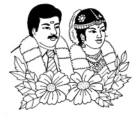 Anu cliparts black and white png black and white download CLIP ARTS AND IMAGES OF INDIA: Indian Function, Wedding and ... png black and white download