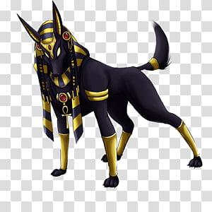 Anubis jackal clipart graphic download Ancient Egypt Horse Dog Anubis Jackal, Anubis transparent background ... graphic download