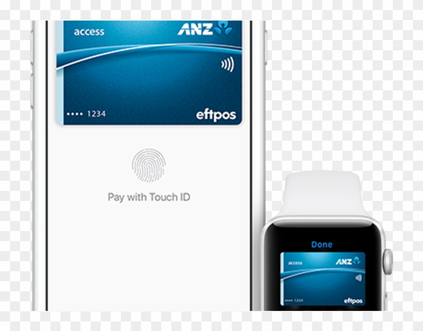 Anz go money clipart vector download Eftpos Goes Digital With Apple Pay For Anz Bank Customers - Anz Bank ... vector download