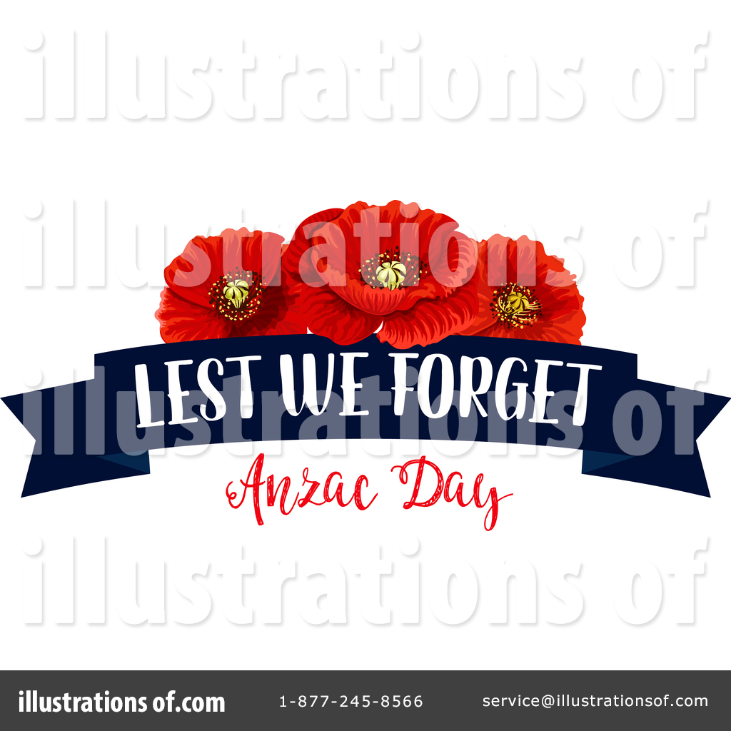 Anzac day 2018 clipart png freeuse Anzac Day Clipart #1524548 - Illustration by Vector Tradition SM png freeuse