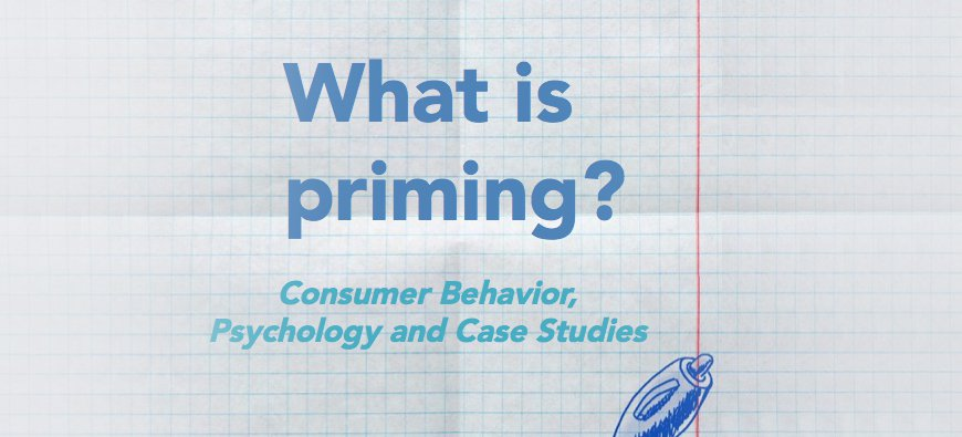 Ap psych personaly clipart svg transparent download What is Priming? A Psychological Look at Priming & Consumer Behavior svg transparent download