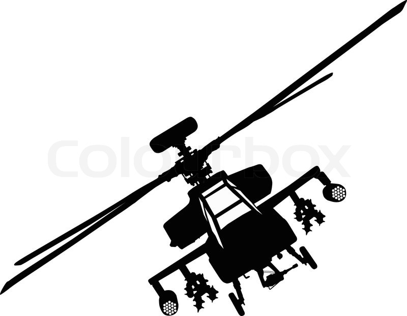 Apache attack helicopter clipart clipart library stock Helicopter, Illustration, Silhouette, Line png clipart free download clipart library stock