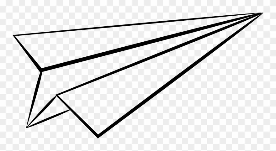 Apaper airplane clipart transaprent clip art transparent Airplane Clip Art Spamcoloringpages - Paper Airplane No Background ... clip art transparent