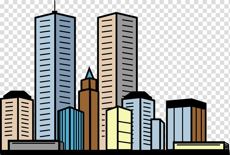 High rise clipart picture royalty free download High rise buildings illustration, Building Skyscraper Apartment ... picture royalty free download