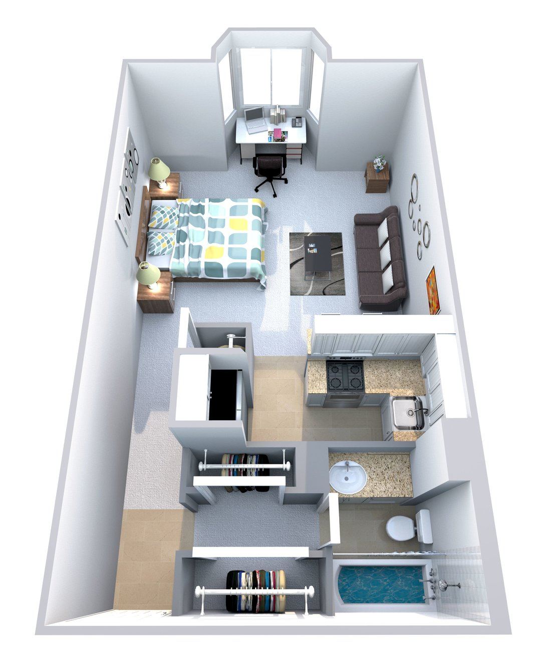Apartment clipart many floors clipart transparent library Apartments for Rent in Pittsburgh | Park View Apartments clipart transparent library