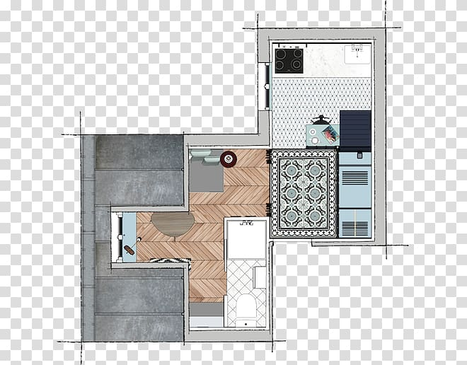 Apartment clipart many floors clipart royalty free House Square foot Apartment Furniture Floor plan, the eaves ... clipart royalty free