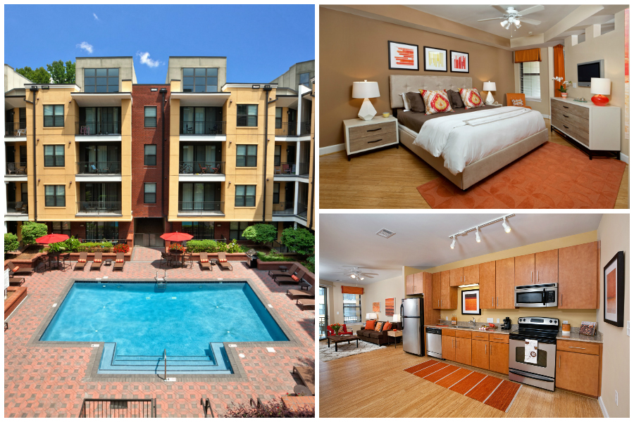 Apartment clipart two bedroom royalty free stock Check out These Gorgeous 2-Bedroom Apartments in Charlotte royalty free stock