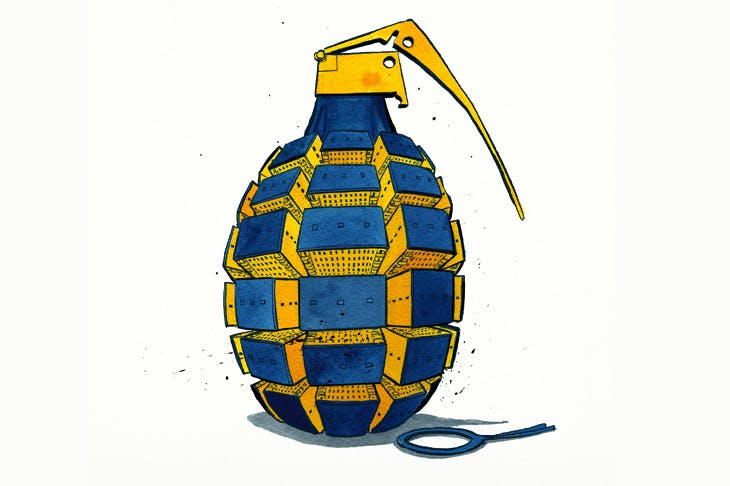 Apartment safety against crime clipart png transparent Violent crime in Sweden is soaring. When will politicians act? | The ... png transparent