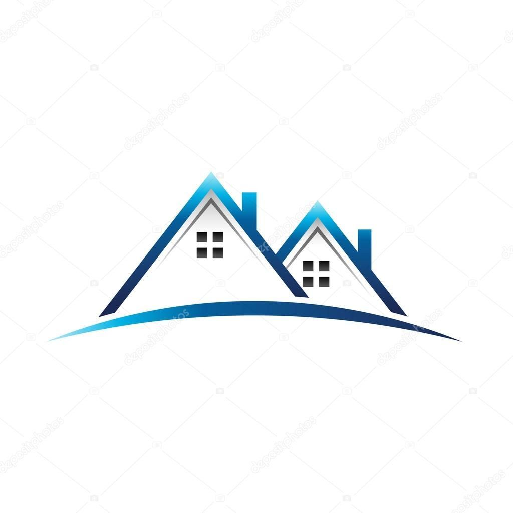 Apartments com logo clipart svg royalty free download Houses real estate logo #estate #house #real #home #architecture ... svg royalty free download