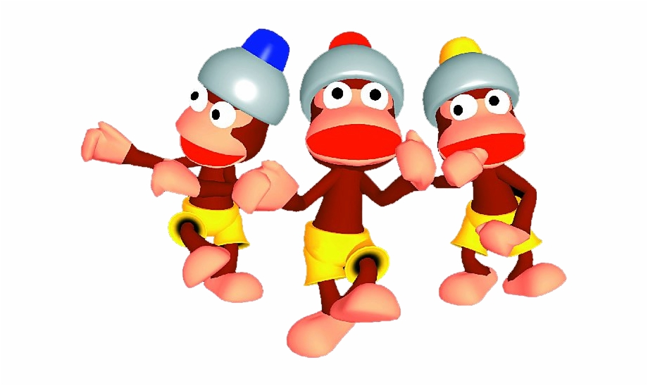 Ape escape academy clipart image library library Undefined - Ape Escape 2 Png Free PNG Images & Clipart Download ... image library library