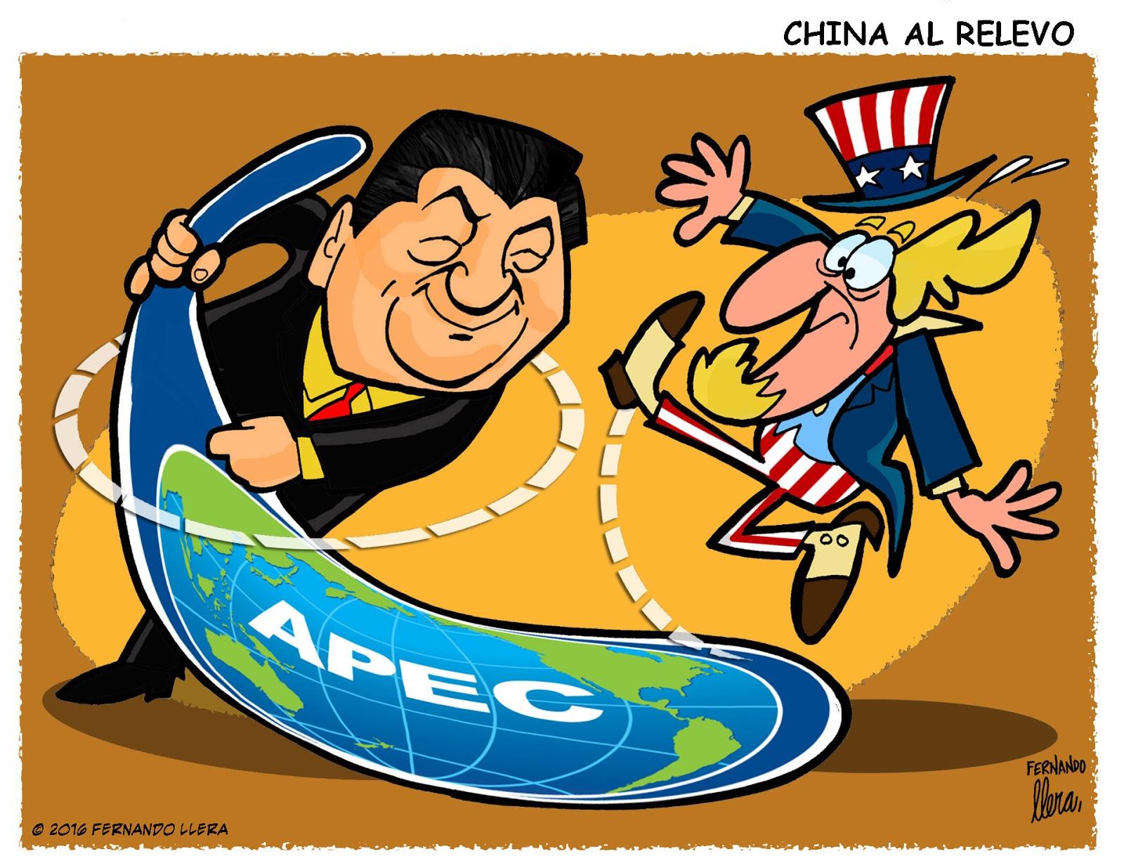 Apec summit clipart png free stock Fernando Llera Blog Cartoons: APEC Summit: Xi Jinping pledges ... png free stock